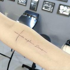 Mini Tattoos, Trendy Tattoos, Cute Tattoos, Small Tattoos, Tattoos For Guys, Forarm Tattoos, Arrow Tattoos, Body Art Tattoos, Cross Tattoos For Women