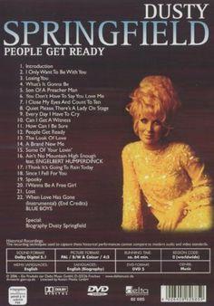 Dusty Springfield - People Get Ready [DVD] [2006]: