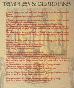 """Book of Shadows:  """"Book of Shadows 09 Page 5,"""" by Sandgroan, at deviantART."""