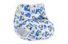 Baba+Boo Reusable Cloth Nappy - Otto Owl