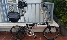 My personal folding bike upgrade