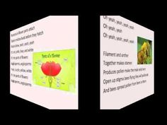 Parts of Flowers Song and more science songs by Mr. Parr