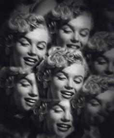 Lost photo of Marilyn Monroe