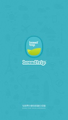 Breadtrip - Reeoo iPhone Patterns