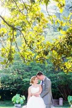 Cobalt Blue Morven Park Plantation Wedding - Fab You Bliss