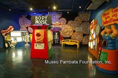 Museo Pambata Ways Of Learning, Learn Art, Manila, More Fun, Philippines, Attraction, Foundation, Museum, Places