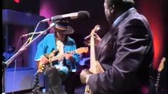 albert king and stevie ray vaughan in session - YouTube