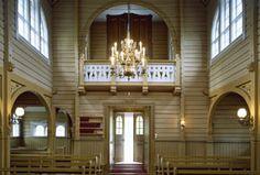 Neiden kapell (Neiden Chapel) Photographer: Jiri Havran