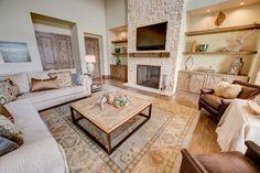 Peyton Living Room | Shawna K Interiors