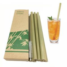 Item Type: Straws Material: Bamboo Feature: Eco-Friendly Size: cm / inch Package Includes: 1 x Set Plastic Free July, No Plastic, Wooden Brush, Charcoal Teeth Whitening, Anti Hair Loss, Wood Sticks, Plastic Pollution, No Waste, Dental Care