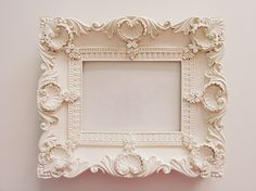 Gorgeous frame - no picture needed