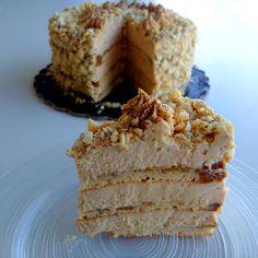 Avete bisogno di #caffe? allora non potete perdervi la #ricetta della #torta #opera bianca!! Need #coffee? ☕️ you can't miss the #recipe ok our #yummy and #easy white #opera #cake then!! #mandorle #almond #gateau #recette #pastry #food #foodblog #cibo #pasticceria #patisserie #blog #amande