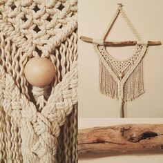 Items similar to Macrame Wall Hanging - Esther on Etsy Queen Esther, Macrame Projects, Diy Wall Art, Most Beautiful Women, Decoration, Creations, Handmade, Wall Hangings, Etsy