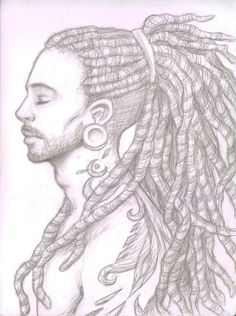 Dreads Drawing At PaintingValleycom Explore Collection Of Dreads - Dreads Drawing At Painti. - Dreads Drawing At PaintingValleycom Explore Collection Of Dreads – Dreads Drawing At PaintingVa - Tomboy Hairstyles, Pigtail Hairstyles, Dreadlock Hairstyles, Retro Hairstyles, Drawing Hairstyles, Boy Hair Drawing, Short Hair Drawing, Dreads, Short Hair Outfits