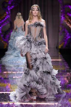 Versace Atelier HauteCouture ParisFW FW16