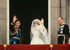 2,394 Princess Diana White Photos and Premium High Res Pictures Princess Diana Wedding, Princess Elizabeth, Princess Of Wales, Prince Philip, Prince Charles, Elizabeth Ii, Wedding Gowns, Wedding Day, Royal Families