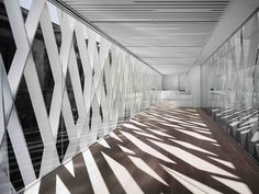 The exterior of Museo ABC in Madrid, Spain by Aranguren y Gallegos Architecture