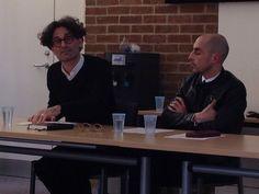 "Babette Babich on Twitter: ""Dr. Raphael Zagury-Orly & Dr. Joseph Cohen offering the final lecture in #Sussex #Heidegger on #Technology https://t.co/tR58abIGoJ"""