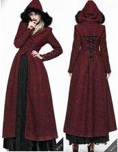 Blood Queen Corset Coat
