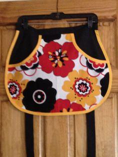 Apron. $15.00, via Etsy. Great clothes pin apron!!