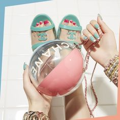Toe Nail Art, Toe Nails, Manicure Y Pedicure, Vogue Japan, Back To Black, Beauty Nails, Nail Designs, Chanel, Rss Feed