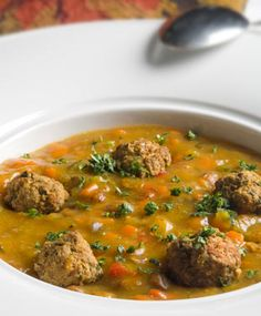 Meatball Soup | Kidneys Do That