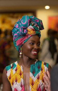 23 Sophisticated ways to Afronize with a headwrap this Easter - African Vibes Magazine