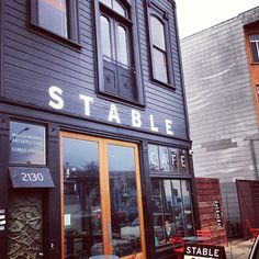 Stable Cafe in San Francisco, CA
