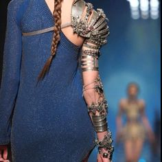 Badass body armor..great for a steam punk costume (not the dress)