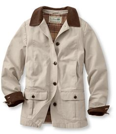 Love my LL Bean barn jacket !
