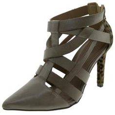 Sapato Feminino Ankle Boot Salto Alto Rato Ramarim - 1475101