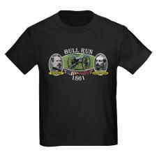 Bull Run (1) T-Shirt  http://www.cafepress.com/Civil_War_1861_to_1865  http://www.cafepress.com/CivilWar1861to1865Part2  http://www.cafepress.com/USCivilWarColoredApparel