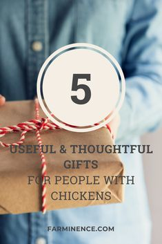 Useful gifts for people who love chickens make the perfect gift for people with chickens. Check out these 5 practical gifts for people with chickens. Chicken Humor, Chicken Feed, Backyard Poultry, Backyard Chickens, Pet Chickens, Raising Chickens, Raising Ducks, Chicken Treats, Work With Animals
