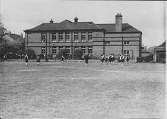 Hartlepool History Then & Now. Eldon High School, Elwick Rd.