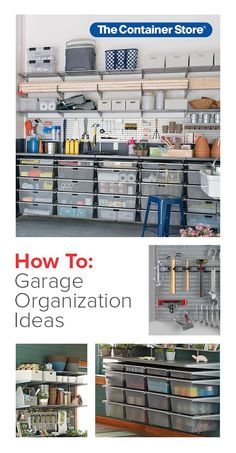 Is your garage in need of a tune-up? If you're finding it difficult to store t. Is your garage in need of a tune-up? If you're finding it difficult to store that single most imp Man Cave Garage, Garage Gym, Garage Tools, Garage House, Diy Garage, Garage Storage, Garage Ideas, Hvac Tools, Mechanic Garage