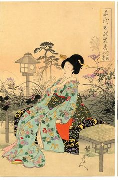Chikanobu Toyohara (1838-1912)