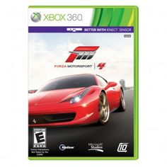 Forza Motorsport 4, $56 | Best Xbox Games for Kids - Parenting.com