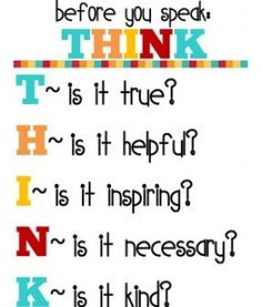 think before you speak in mediation - are your words constructive and will they help you achieve your true goal? - Cullaborate