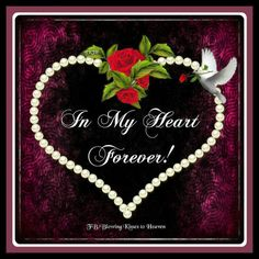 To my dear Joe, forever in my heart***13-4-17*