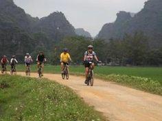 Vietnam Daily package tours _ Vietlong travel: HANOI BIKING TOUR TO NINH BINH