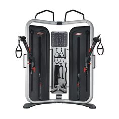 A single machine that allows functional, isotonic, rehab, postural and sports preparation training. Inside's extreme versatility adapts to the best type of training for any target, from teenagers to seniors. Commercial Fitness Equipment, No Equipment Workout, Gym Room At Home, Gym Interior, Suspension Training, Gym Accessories, Home Gym Design, Indoor Cycling, Workout Machines