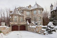 Mansion dream home