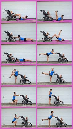 Diary of a Fit Mommy: Mommy & Me Fitness Stroller Workouts