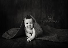 7 month old boy photography