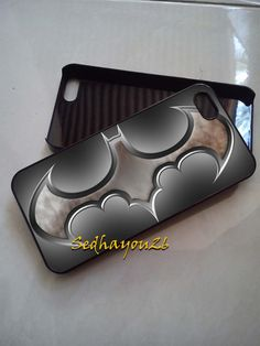 Batman Logo iPhone 5C Case, iPhone 5S/5 Case, iPHone 4S/4 Case, Samsung Galaxy S3/S4, Premium Case Cover