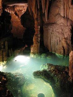 Natural Bridge Caverns San Antonio. This is on my big bros must see list while we're in Texas .