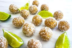 Super simple to throw together, these little protein balls are the perfect Sunday afternoon activity to set up your healthy eating goals for the week. They are naturally sweetened, packed with healthy fats from cashews and tahini and a little protein to ward of those cravings until lunch/dinner time.   Takes 15 min, …