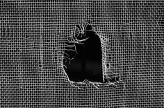 How to Repair Hole in window screen | DIY The Household in