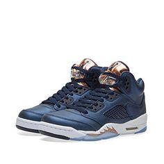 "Size 7 Youth Nike ""Bronze"" Air Jordan 5 Retro BG 440888 416 Athletic Sneakers Kids Jordans, Nike Shoes, Sneakers Nike, Air Jordan 5 Retro, Nike Huarache, Beautiful Shoes, Basketball Shoes, Kids Fashion"
