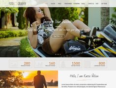 Do you need high quality, responsive, SEO optimized and user friendly Photography themes for WordPress? Then you're at the right place to grab the bes...